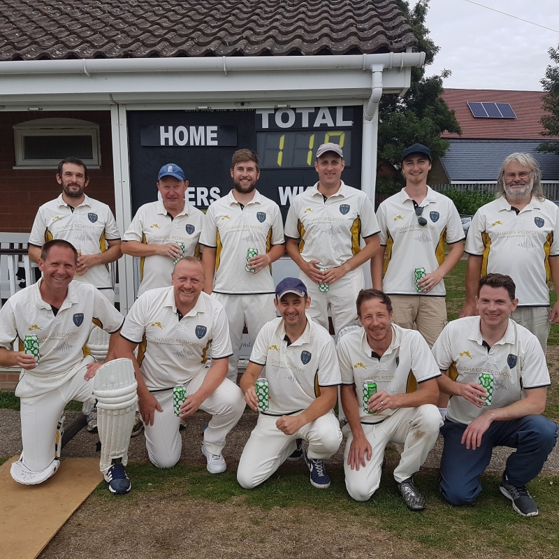 Acoustic Challenge Trophy cricket success