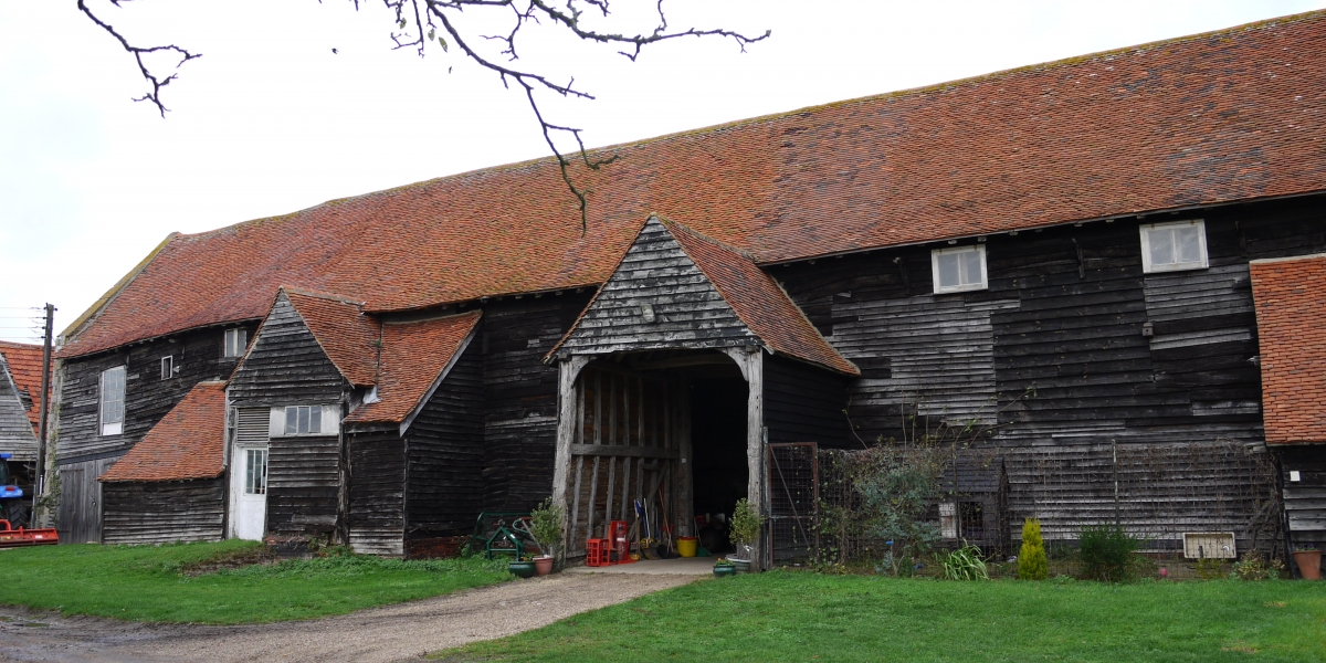 The Great Barn, Micklefield Hall, Loudwater