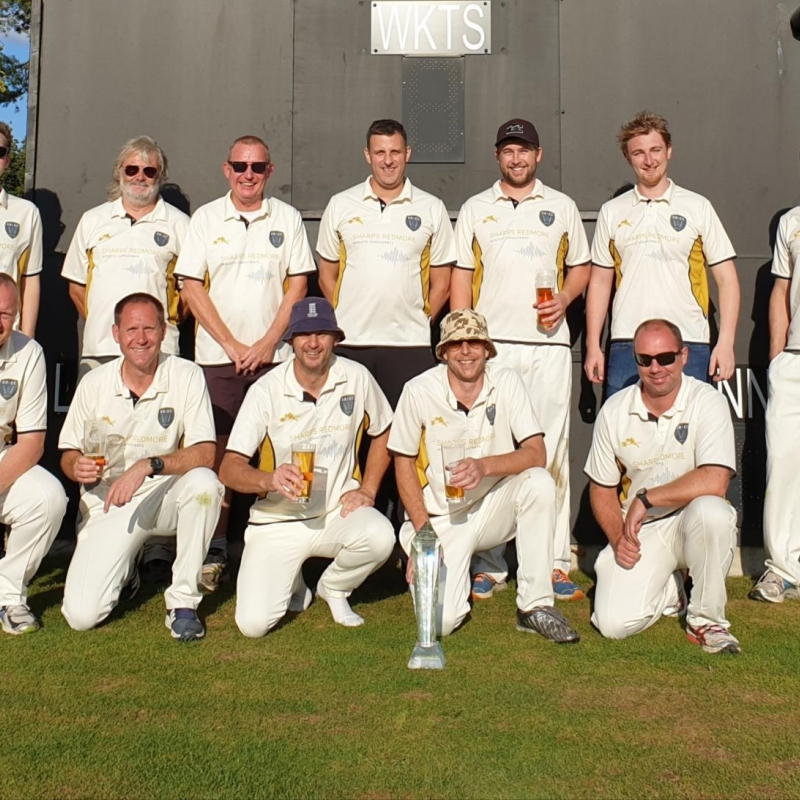 Sharps Redmore annual cricket report