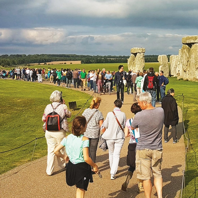 The battle for tranquillity at Stonehenge