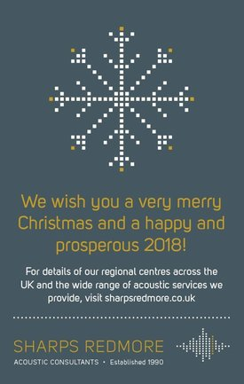 Merry Christmas from all at Sharps Redmore