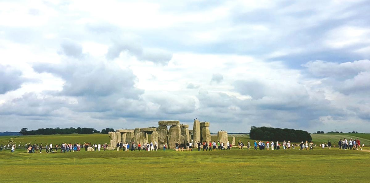 Stonehenge tranquility